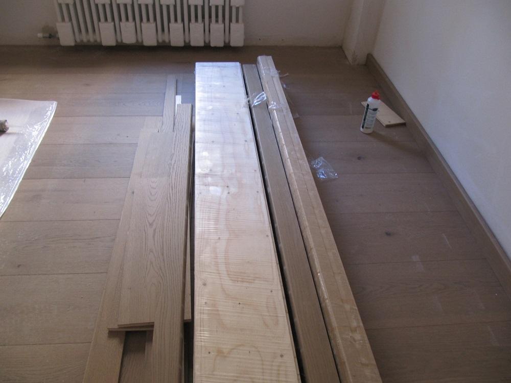 Colocaci n de parquets y tarimas macizas parquets tejada - Colocacion de parquet de madera ...