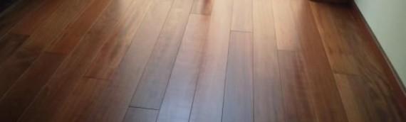 Tendencia 2013, el parquet de bambú
