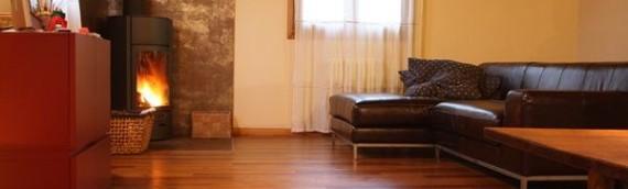 Els pisos amb terra de parquet es venen i lloga
