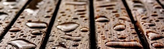La humedad, el principal enemigo de la madera