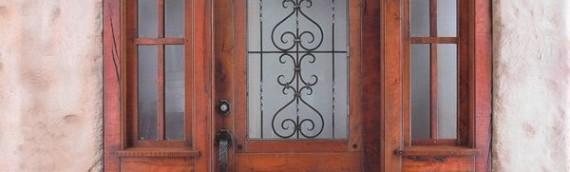 Puertas para trasteros exteriores