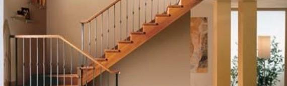 Revestir les escales de casa