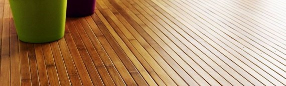 Elegir parquet de bambú