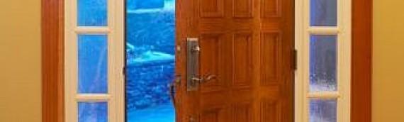 Cambiar las puertas de madera